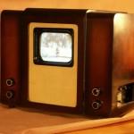 Каким был первый советский телевизор КВН.