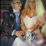Самая большая разница возраста в браке — 83 года. Живет пара в Малайзии, жене 22 года, мужу — 105 ле…