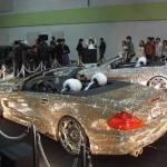 Бриллиантовый Mercedes… пока что самый дорогой в мире….