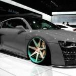 Audi R8…
