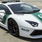 Полицию Дубая пересадят на Lamborghini