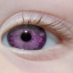 Самый редкий цвет глаз в мире!