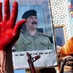 У Саддама Хусейна был Коран, написанный его кровью.