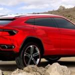 Внедорожник Lamborghini – модель – Urus будет запущена в серийное производство в 2017 году и станет …