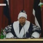 Cвоего первого русского Рамзан Кадыров поздравил в 16 лет