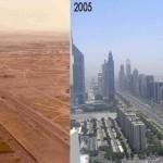 Дубай за 14 лет…