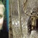 12-летний норвежец Ганс Йорген Ольсен спас себя и свою сестру от рассерженного лося во время прогулк…