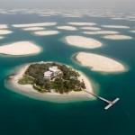 Первый и пока единственный дом, построенный на искусственном архипелаге The World в 4 километрах от …