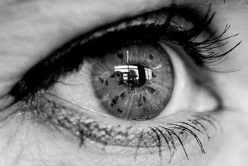 Как сделать счастливые глаза