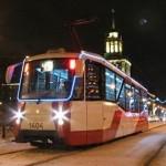 А вы знали, что Санкт-Петербург — это столица трамваев? Протяженность трамвайных путей в городе сост…