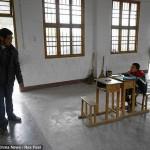В Китае есть школа где учится всего лишь один ученик