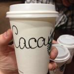 В одном из уфимских старбаксов был замечен новый сорт кофе. В состав напитка входит неизвестный 3 пр…