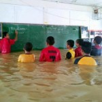 Британские учёные установили, что усвоение материала по грудь в воде увеличивается на 46%, школы Бра…