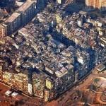 Гонконгский муравейник, 35 тыс. население, площадь квартала 0,03 км2…….