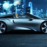 BMW i8 Spyder…