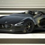 концепт кар Peugeot EX1…