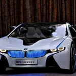 BMW VISION i8 Efficient Dynamics….
