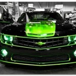 Chevrolet Camaro…