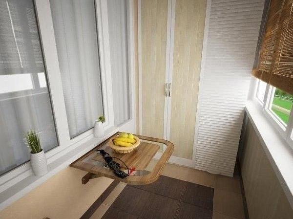 Как обустроить балкон своими руками фото