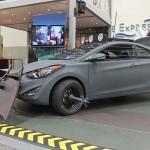 Южно-калифорнийское автоателье AntiVeteran Craft создали 9th May Survival Machine из Hyundai Elantra.