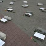Шокирующая новость! Сегодня в Уфе были заживо забетонированы 3000 белорусских детей