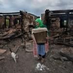 80-летняя гражданка России сожгла дом норвежского музыканта Варга Викернеса