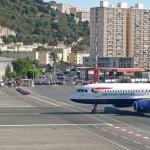 Уникальный аэропорт Гибралтара